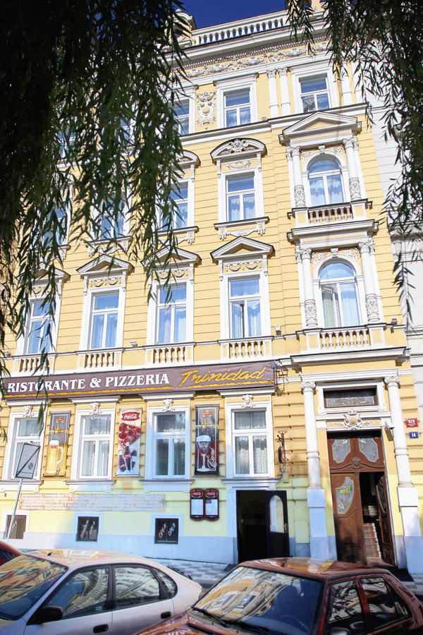 Hotel Trinidad Prague Castle
