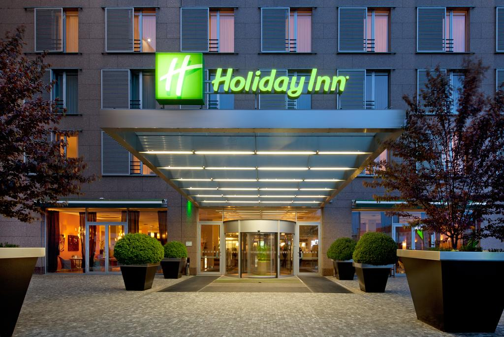 Hotel Holiday Inn Prague Congress Centre