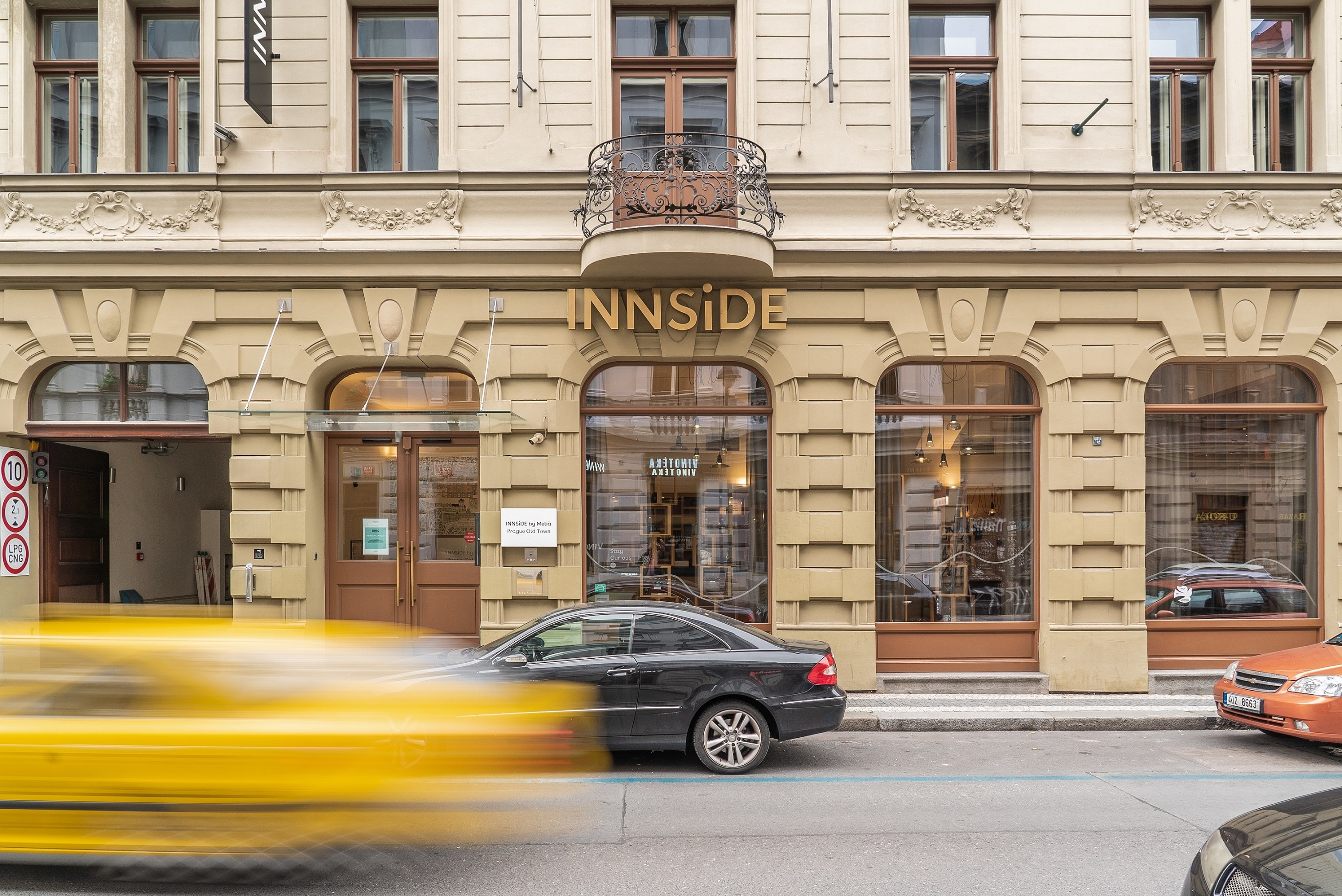 Innside Prague Old Town by Melia